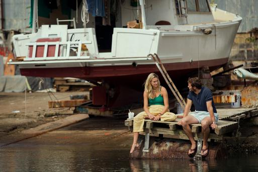 'Adrift' is based on the true story of a couple, played by Shailene Woodley and Sam Claflin, who set sail in a yacht from Tahiti to California, only to run into Hurricane Raymond