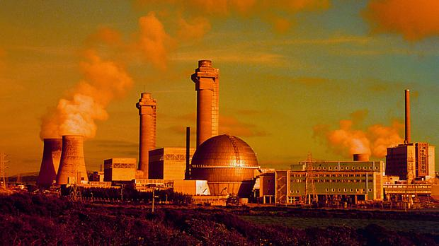 No-nukes: After the Sellafield leak, people didn't understand why Ireland would want to follow the same path