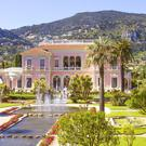 Villa Ephrussi de Rothschild on the Fench Riviera