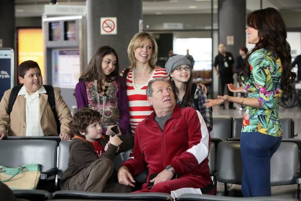 Fail to prepare, prepare to fail: The Prichetts attempt to negotiate the airport in Modern Family
