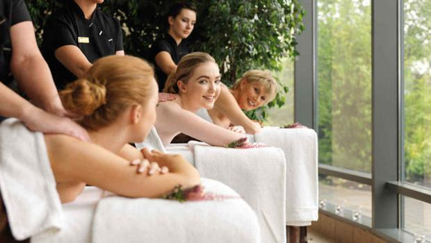 The spa treatments at the Heritage Hotel & Spa are a real treat