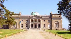 Emo Court, the James Gandon-designed villa, was gifted to the State in 1994 by Major Cholmeley Dering Cholmeley Harrison