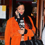 See you on the flip side: Rihanna has reverted back to an old-school flip phone