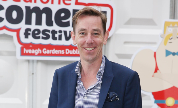 Ryan Tubridy was first out of the traps with his announcement that he was ditching his smartphone for something a little less complicated.