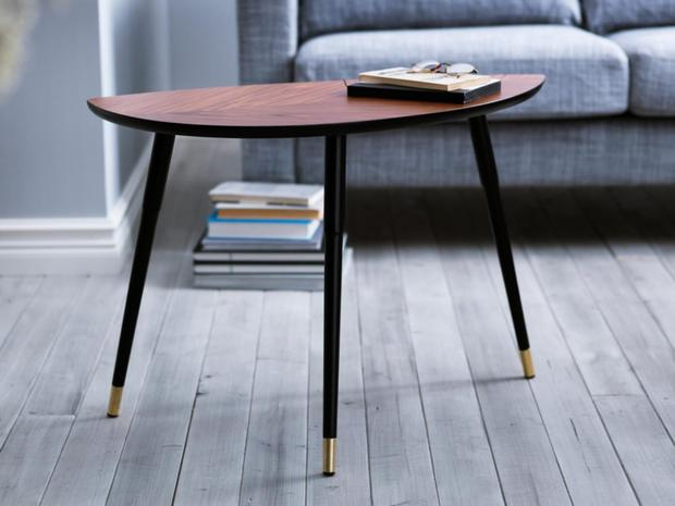 Antiques all the boxes: The Lövbacken side table was originally designed in 1956