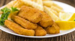 Taste Test: Fish fingers