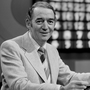Innovator: Bunny Carr was quizmaster on the RTE show 'Quicksilver', which he had devised