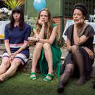 Eileen Walsh, Kerry Condon and Nina Sosanya in 'Women on the Verge'