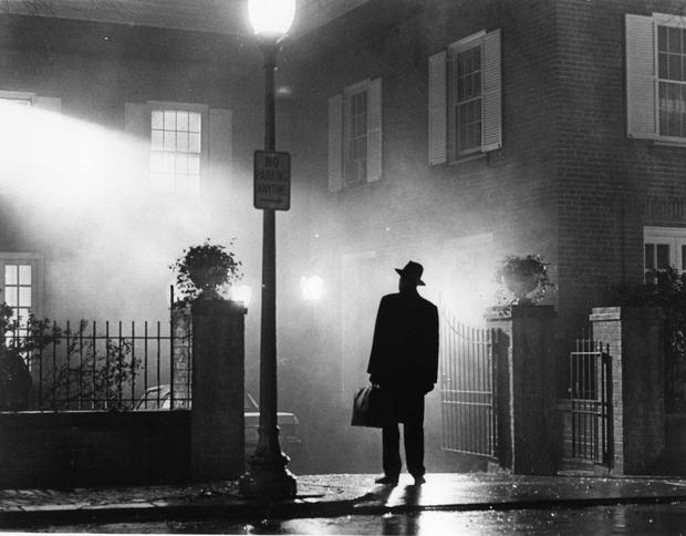 Hollywood treatment: real exorcisms are very unlike the ones in the 1973 film The Exorcist