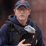 Daniel Craig carrying his baby. Photo: Elder Ordonez / SplashNews.com