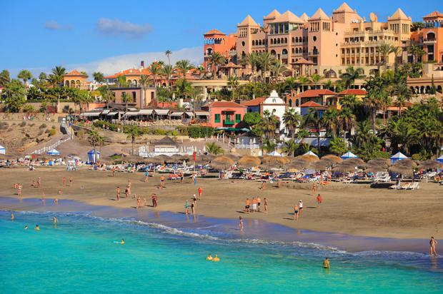 A quick getaway to the Canaries could help ease the pain