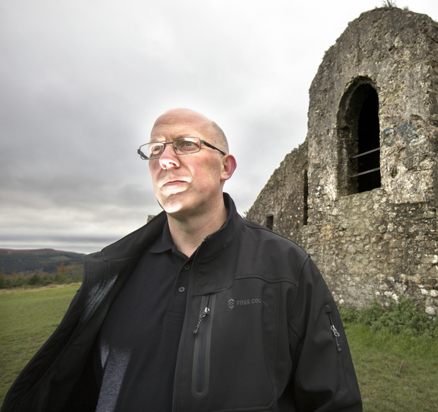 Ghosthunter David Wenger says The Hellfire Club in the Dublin Mountains is haunted