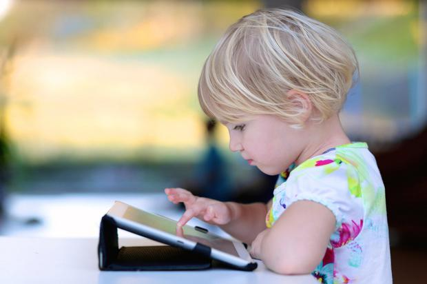 Silicon Valley parents are strict when it comes to their children's screen time