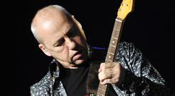 Mark Knopfler: Music 'was what I'd always wanted to do'.