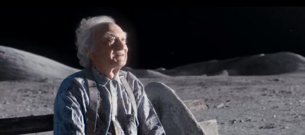 John Lewis's 2016 Man on the Moon advert