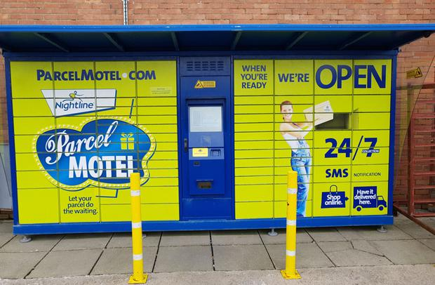 Parcel Motel is a good way to get around UK-only deliveries