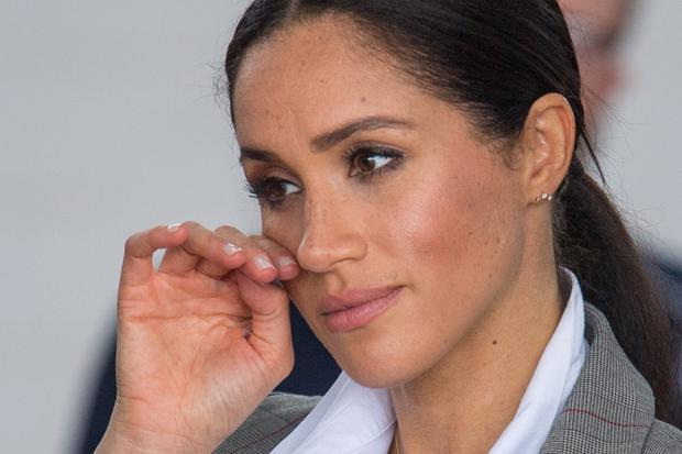 Reports are rife that Meghan feels trapped by all the royal rules