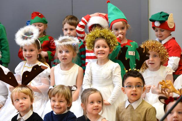 Christmas Play.How The Time Honoured Tradition Of Primary School Christmas