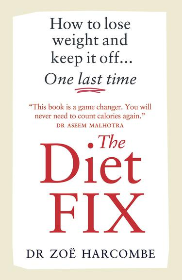 Here's the plan: I'll tell you how to lose weight and keep