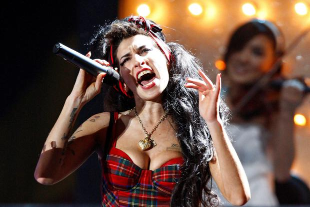 Universal Music destroyed Amy Winehouse's demos