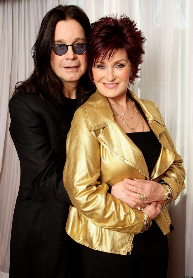 2008: Ozzy and Sharon