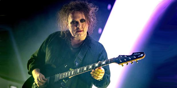 Robert Smith finds a cure for everything - Independent ie