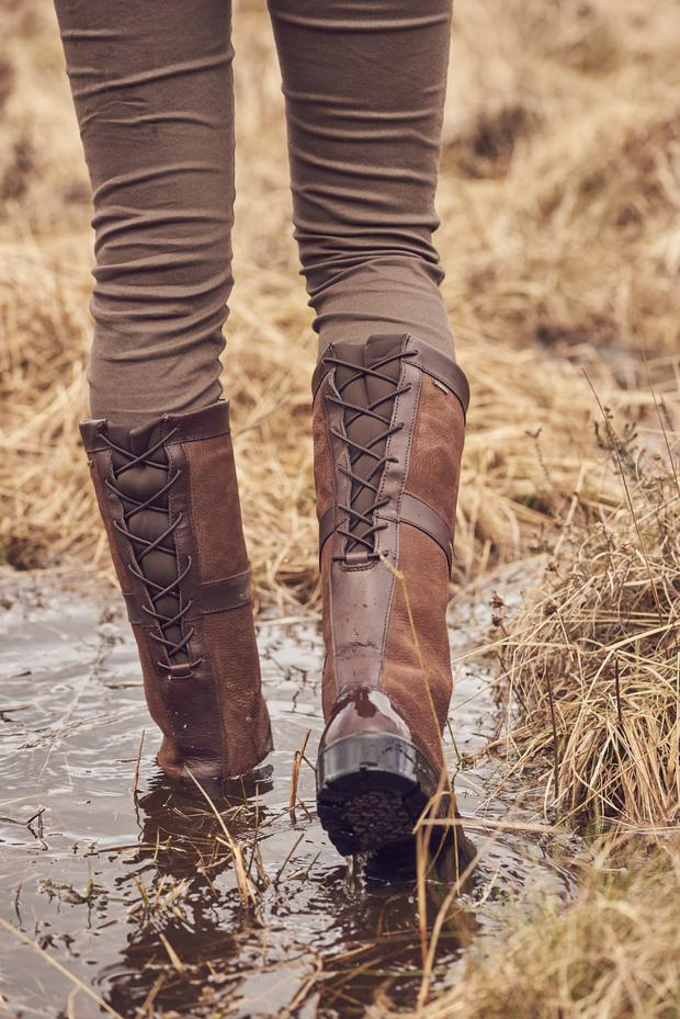 e9be017a2f6 The town & county crossover: Dubarry's utilitarian makeover gives it ...