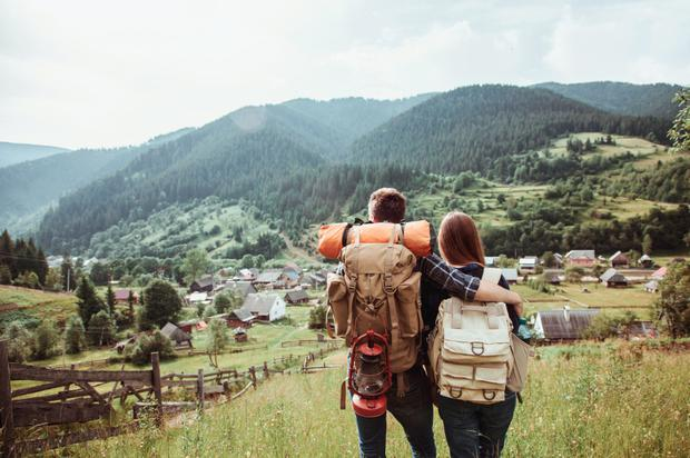 More people are returning to in-person activities such as joining a hiking club