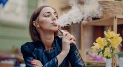 Vaping habits can become compulsive