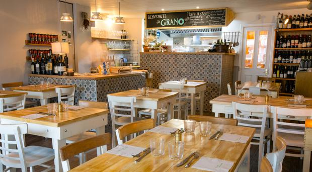 Little Italy: There is no drama or pretension about the food at Grano. Photo: Mark Condren