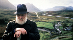 Film version: Richard Harris in The Field, based on the play that itself was inspired by the 1958 murder of Moss Moore
