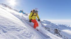 Nothing beats the exhilaration of skiing on good snow and broad pistes