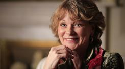 Samantha Bond is starring in The Glass Menagerie at The Gate. Photo: Gerry Mooney