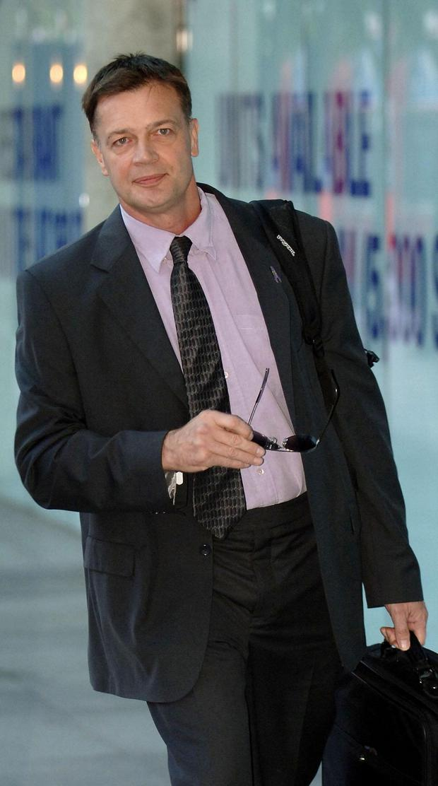 Dr Andrew Wakefield, the doctor who was at the centre of the MMR row