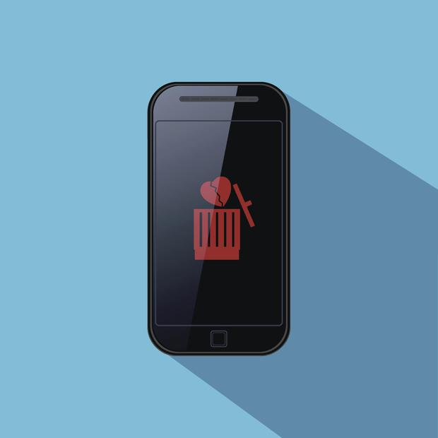 Smartphones and other digital devices are distractions that can prevent intimacy