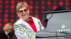 Piano man Elton John says farewell in Dubin on June 12 & 13