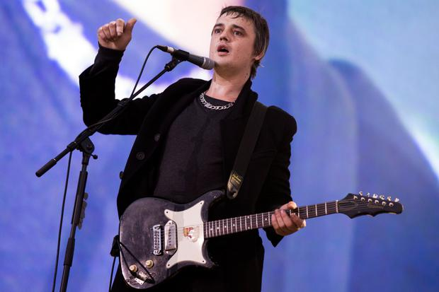 Pete Doherty does contemporary rock with bohemian glamour