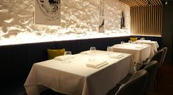 Flawless food: Liath does perfectly unfussy fine dining