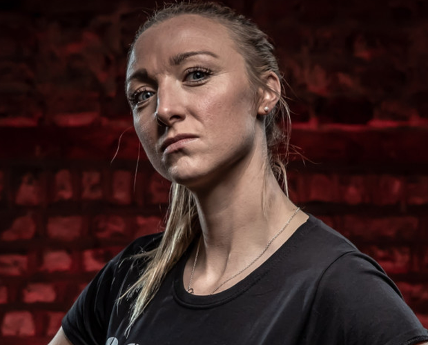 Soccer star Louise Quinn says support is key