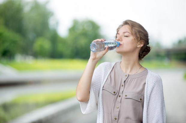There are 20 times more plastic particles per litre in bottled water than tap water