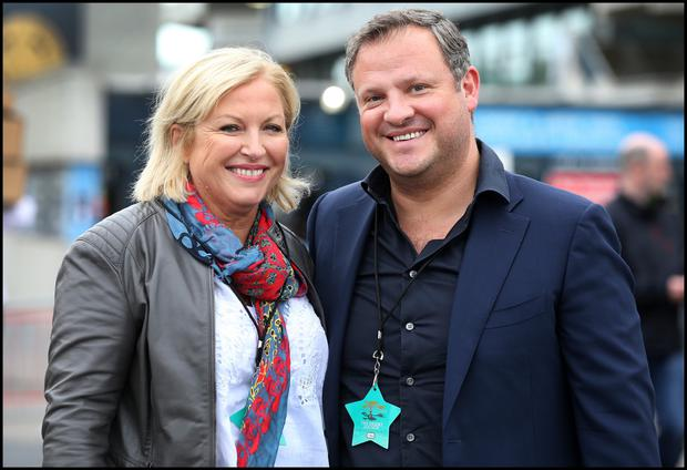 Liz and John on song together in Glasthule - Independent ie