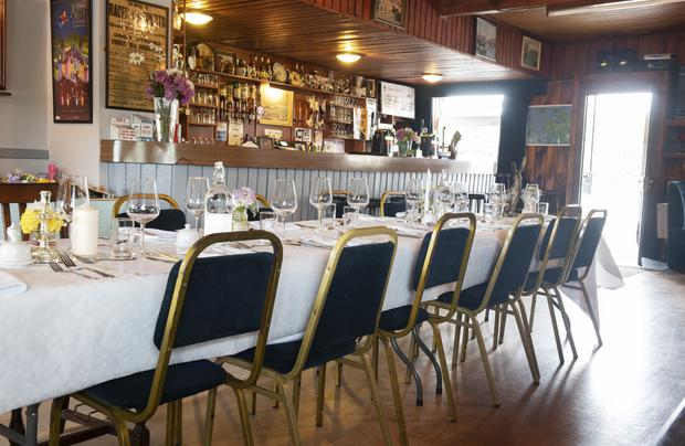 Country comforts: The Sea Hare has revitalised a classic country pub