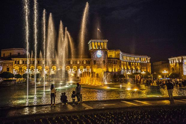 Amazing Armenia is ready for Aurora - Independent ie