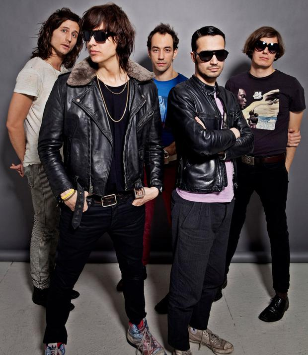 The Strokes were the coolest band in the world, 18 years ago