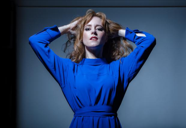 Hannah Peel by Paul Heartfield