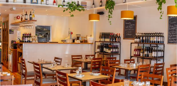 Local flavour: Crudo is the neighbourhood Italian everyone would love to have within walking distance