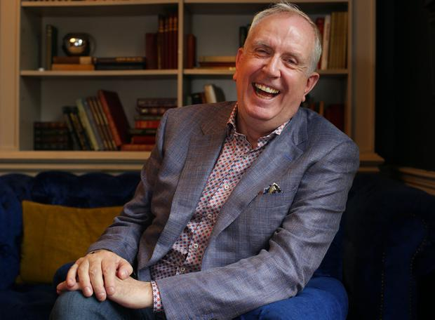 Looking fabulous ... Rory Cowan is making his TV comeback in 'Fair City' after years playing Rory in 'Mrs Brown's Boys'. Photo: Damien Eagers