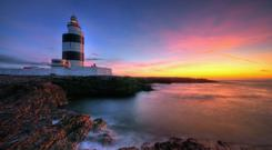 Hook Head lighthouse in Co Wexford