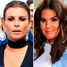 Coleen Rooney (left) has changed people's opinion of her following her spat with Rebekah Vardy