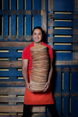 Arun Kapil, spice expert and founder of Green Saffron. Photo: Clare Keogh